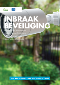 Stahlhofer brochure inbraakbeveiliging Amsterdam